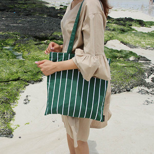 Stripe Green EcoBag
