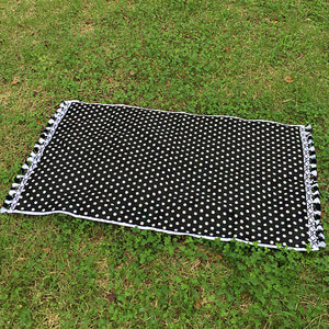 Black Dot - Beach Towel/20%Sale/
