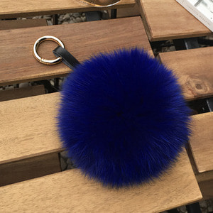 FOX FUR - BLUE [BigSize] /30%Sale/
