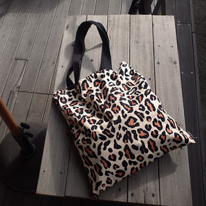 Leopard Eco Bag /30% Sale