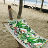 Tropical Island - Beach Towel/20%Sale/