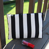 [Pouch] Stripe Black /30%SALE/