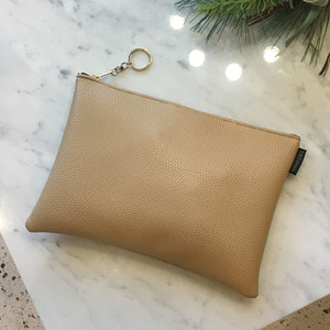 Moment Beige Clutch /30%SALE/